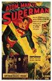 Atom Man Vs Superman Superman Crashes Through