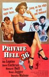 Private Hell 36 - with a key in the middle