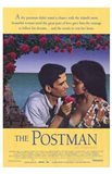 The Postman - couple facing eachother