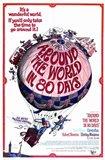 Around the World in 80 Days Hot Air Balloon