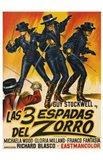 The Three Swords of Zorro