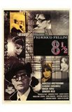 8 1/2 Federico Fellini