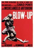 Blow Up Black, White & Red