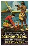 Adventures of Robinson Crusoe Cartoon