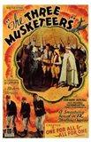The Three Musketeers - Orange