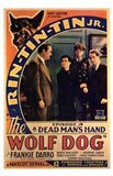 The Wolf Dog (movie poster)