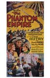 The Phantom Empire Gene Autry