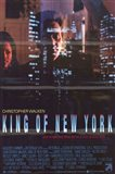 King of New York Christopher Walken