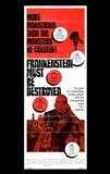 Frankenstein Must Be Destroyed Monstrous