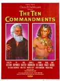 The Ten Commandments Moses and Pharoah