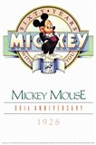 Mickey Mouse 60Th Anniversary Gallery