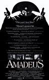 Amadeus Black and White