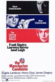 The Manchurian Candidate Frank Sinatra Laurence Harvey Janet Leigh
