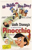 Pinocchio Hi-Diddle Dee Dee!