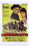 The Magnificent Seven Brynner Wallach McQueen