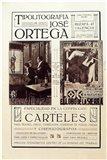 Litografia Ortega