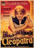 Cleopatra DeMille Colbert William Wilcoxon