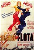 Follow The Fleet - Spanish