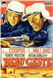 Beau Geste Couper And Milland