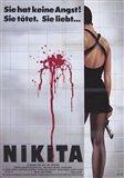 La Femme Nikita - woman standing