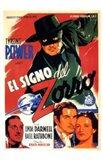 The Mark of Zorro Power (spanish)