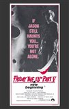 Friday the 13Th Part 5 New Beginning