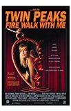 Twin Peaks Fire Walk with Me Heart Locket