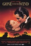 Gone with the Wind Scarlett O'Hara & Rhett Butler