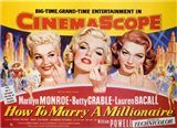 How to Marry a Millionaire, c.1953 - style B