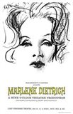 Marlene Dietrich - drawing