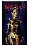 Metropolis Gold Robot