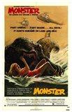 Monster - Part Animal... Part Shark