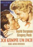 Spellbound Ingrid Bergman and Gregory Peck