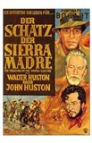 Treasure of the Sierra Madre - German