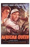 The African Queen Bogart & Hepburn