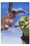 Shrek 2 Donkey and Shrek