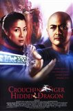 Crouching Tiger Hidden Dragon - with a sword
