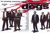Reservoir Dogs Cast with Blood Splatter