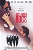 Reservoir Dogs Shooting Movie Poster