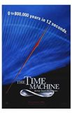 The Time Machine - blue