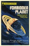 Forbidden Planet - style B