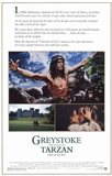 Greystoke: The Legend of Tarzan, Lord of the Apes, c.1984