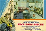 Five Easy Pieces Jack Nicholson