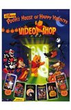 Disney Video Posters - Video shop