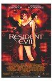 Resident Evil - women standing