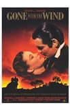 Gone with the Wind Scarlett O'Hara & Rhett Butler