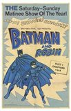Batman and Robin Vintage
