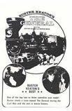 The General Black White Train