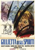 Juliet of the Spirits Italian