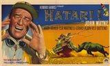 Hatari John Wayne